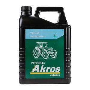 Petronas Akros Farm Flu Kühlerfrostschutz Kühlflüssigkeit 5L ASTM D 3306 Type1