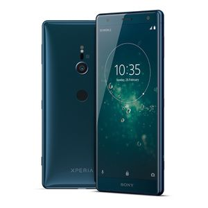 Sony Xperia XZ2, 14,5 cm (5.7 Zoll), 4 GB, 64 GB, 19 MP, Android 8.0, Silber
