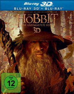 Der Hobbit: Eine unerwartete Reise (3D Vers.)