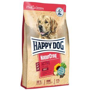 Hundefutter Trockenfutter Happy Dog NaturCroq Active 15kg