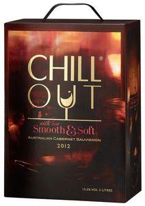 Chill Out Smooth & Soft Cabernet Sauignon 13,5% 3L BIB (AUS)