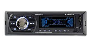 Caliber DAB+ Tuner RMD 050DAB-BT Autoradio , Bluetooth®-Freisprecheinrichtung, Farbe: Schwarz