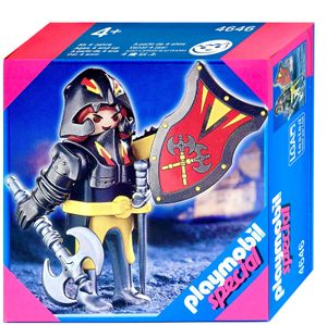 PLAYMOBIL 4646 - Special Ritter mit Doppelaxt