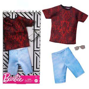 Mattel GHX50 - Barbie Fashions Ken Komplettes Outfit #5