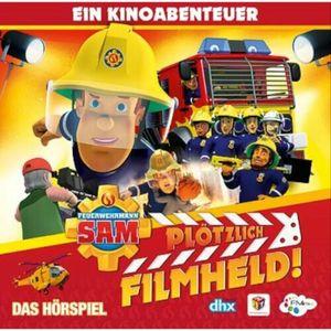 Feuerwehrmann Sam - Plötzlich Filmheld - Das Hörspiel zum Kinofilm