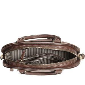 PICARD SHOPPER FLYING Nr.9519 WHISKY Damen Tasche aus edlem, glattem Rindsleder