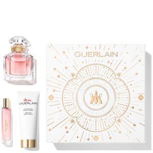 Guerlain Mon, Frauen, Eau de Parfum, 50 ml, 10 ml, Lavendel, Vanille, Jasmin
