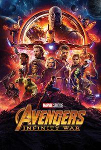 Avengers Infinity War Poster One Sheet 91,5 x 61 cm