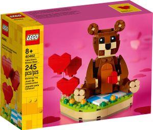 LEGO 40462 Brickheadz Valentine´s Bär Seasonal Set