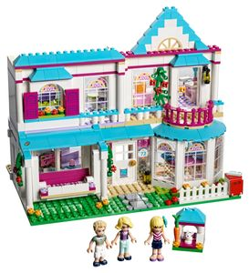 LEGO® Friends Stephanies Haus 41314