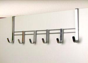 Türgarderobe Metall - Breite: 51 cm