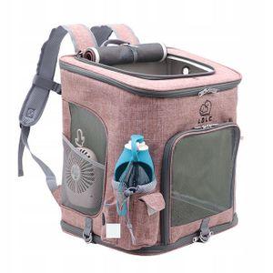 Hunderucksack Faltbare Tragetasche für Hunde und Katzen.