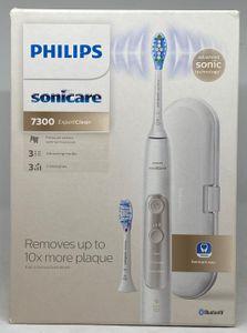 Philips Sonicare ExpertClean 7300 Elektrische Zahnbürste HX9601/03,