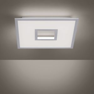 Paul Neuhaus LED Deckenleuchte Recess in Weiß 2x 22,5W 6200lm