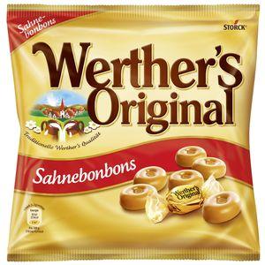 Werther's Original Klassische Sahnebonbons (245 g)