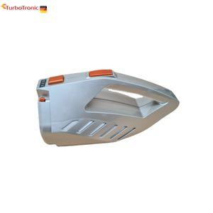 Ersatzakku silber für Akku Staubsauger Turbotronic LUX300, TT300 TT-500 TT-750