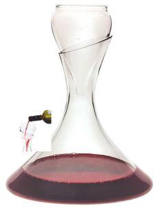 Dekanter Vino  1,3L mit Weinbelüfter Montana