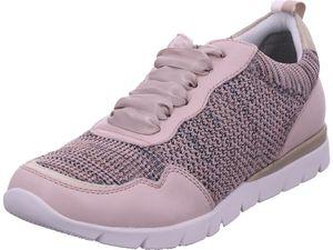 Jana Woms Lace-up Damen Sneaker rot 8-8-23615-22/502-502 : 44