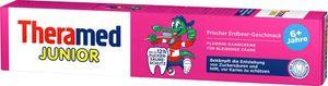 Theramed Junior Erdbeere Fluorid Zahncreme Schutz gegen Karies 75ml