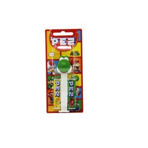 PEZ Super Mario Dino Spender mit 2 Päckchen süßen Bonbons 17g