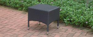 Stapelsessel Aluminium Stuhl Gartenmöbel Madeira mocca