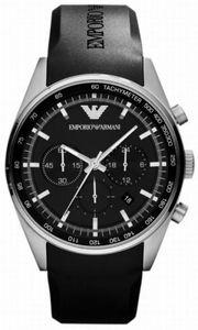 Emporio Armani Herren Chronograph  Armband Uhr AR5977