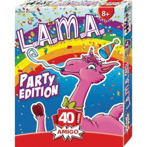 Lama - Party Edition! Kartenspiel, für 2-6 Spieler, ab 8 Jahren