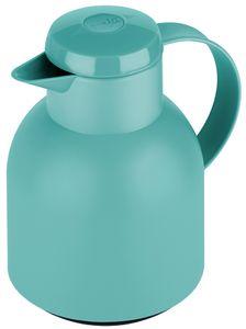 emsa Isolierkanne Samba 1 Liter, Farbe Türkis