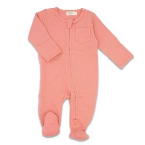 Baby Strampler aus 100% Baumwolle. Baby Erstausstattung Schlafanzug.