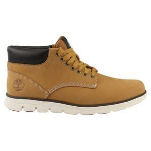 Timberland Bradstreet Leather Chukka Herren Hellbraun (A1989) Größe: 43,5