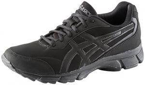 Asics Gel-Mission Damen Schuh, Farbe:BLACK/ONYX/SILVER, Größe:6.5 US - 37 1/2 EU