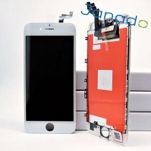 LCD Display für iPhone 6S vormontiert komplett Touch Digitizer Linse weiß