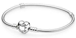 Pandora 590719 Armband Moments Herz Verschluss 17 cm