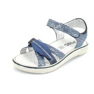 Imac Mädchen Sandale in Blau, Größe 30