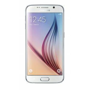 Samsung Galaxy S6 SM-G920F, 12,9 cm (5.1 Zoll), 3 GB, 32 GB, 16 MP, Android 5.0, Weiß
