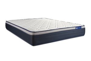 Actimemo max matratze 140x220cm, Memory-Schaum, Härtegrad 4, Höhe :26 cm, 7 Komfortzonen