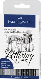 FABER-CASTELL Tuschestift PITT artist pen 8er Etui