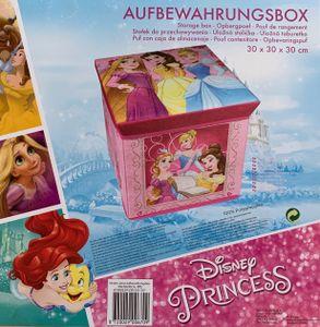 Disney Princess Kinder Aufbewarungsbox Spielzeugkiste Spielzeugbox Kiste 50kg