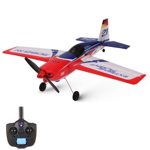 XK A430 2.4G 5CH Brushless Motor 3D6G System-RC Flugzeug 430mm Spannweite EPS Aircraft Compatible Futaba S-FHSS RTF