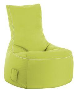 Sitzsack Swing Scuba 95 x 90 x 65 cm,  Gruen Swing