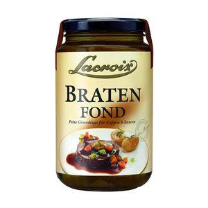 Lacroix Braten Fond feine Grundlage für Suppen und Saucen 400ml
