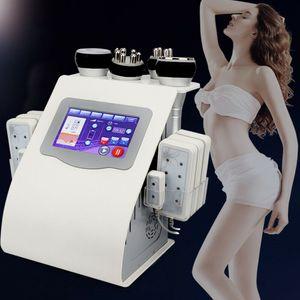 40K Lipolaser Ultraschall Fettabsaugung Kavitation 8 Pads Laser Fat Burning Slimming Machine mit Paddle