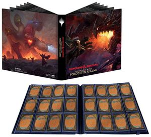 Adventures in the Forgotten Realms - 12-Pocket Ultra Pro Magic the Gathering Pro-Binder