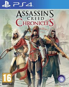 Ubisoft Assassin's Creed Chronicles, PS4, PlayStation 4, T (Jugendliche)