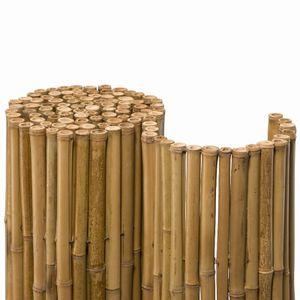 Noor Bambusmatte Deluxe, ca. Größe (HxB) 1,50x2,50 m; 154BAMDE15X2