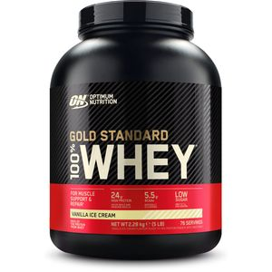 Optimum Nutrition 100% Whey Gold Standard 2,27 kg Vanilla... (23,57 € pro 1 kg)