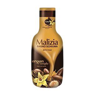 MALIZIA Badeschaum Argan & Vanille 1000 ml