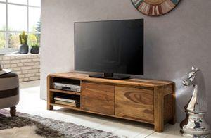 Lowboard BOHA Massivholz Sheesham Kommode 140 cm TV-Board
