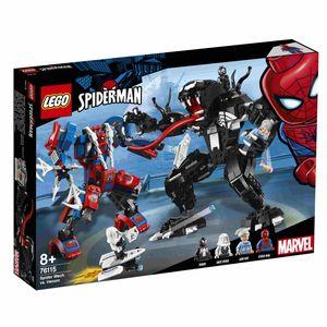 LEGO® Marvel Super Heroes™ Spider Mech vs. Venom, 76115