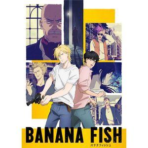Anime Banana Fish Nachbildung Poster Wand Poster Home Decor --S